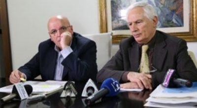 Massimo Scura e Mario Oliverio