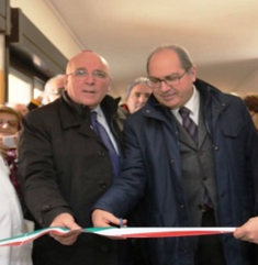 Mario Oliverio e Raffaele Mauro